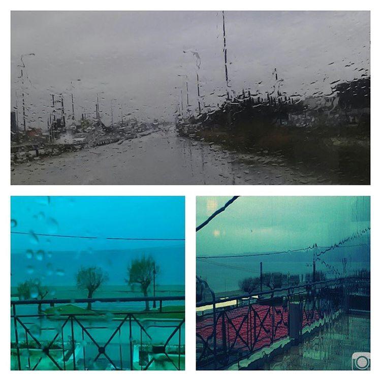 Rainy_day Corinth Greece