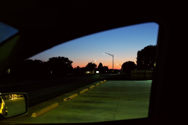 A day in the Life. August 12, 2016 Friend, Nebraska 35mm Camera Americans Bluehour Camera Work Car Window Color Photography Composition Empty Places EyeEm Best Shots Eyeemphoto FUJIFILM X100S Moody Sky Nebraska Nightlights Off Camera Flash Parking Lot Photo Essay Rural America Selects Shoot Your Life Small Town Stories Storytelling Summertime Sundown The United States