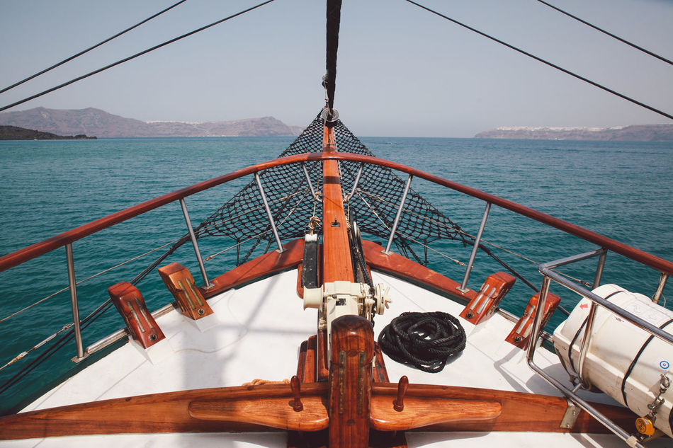 Beautiful stock photos of greece, Beauty In Nature, Cropped, Day, Fishing Boat