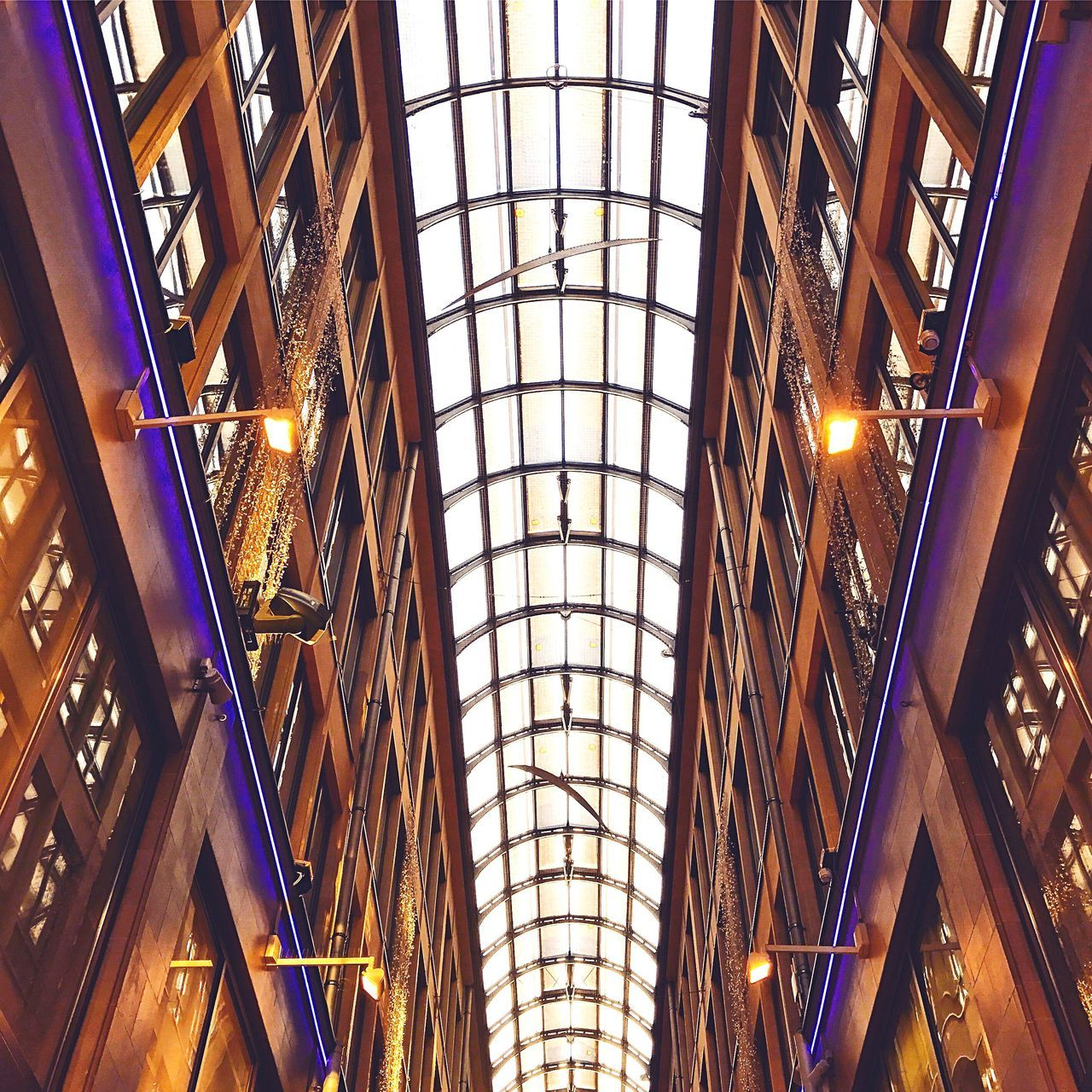 Indoors  Architecture Ceiling Built_Structure Illuminated Low Angle View History Modern No People City Day Architecture Streetphotography Love Germany Travel Enjoying Life Photography Munich Taking Photos EyeEmNewHere