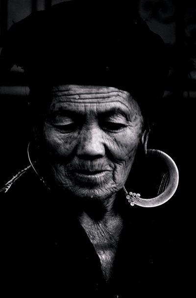 Mucangchai Vietnam October2015 Travel Photography EyeEm Vietnam People Photography People Of EyeEm Black And White Portrait Eyeem People + Portrait
