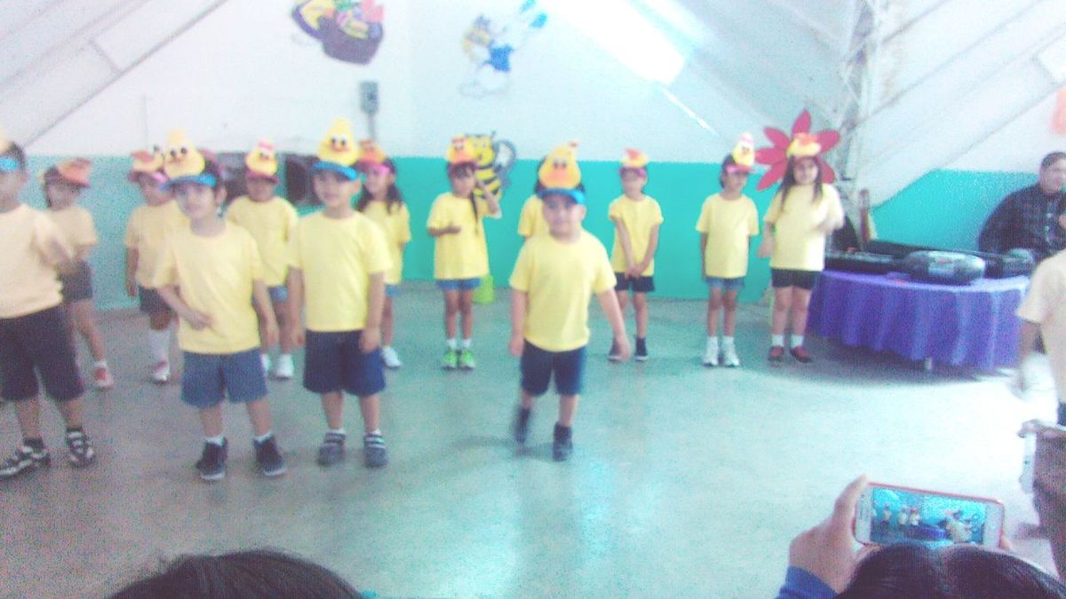 We Are Family My Son :) Dancing :)  Kinder PréEscolar My Baby Boy mi bebe en su bailable en el kinder