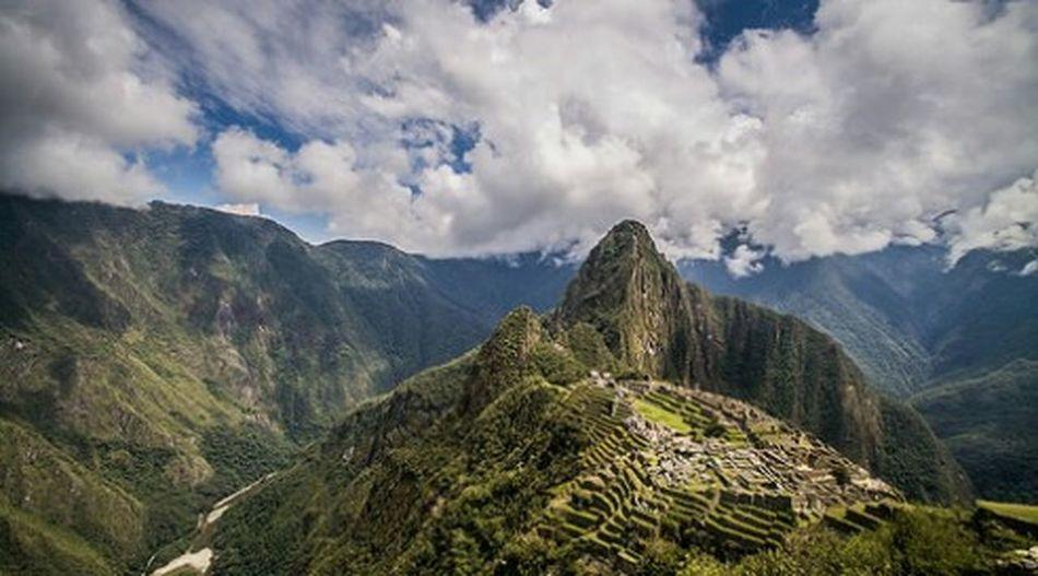 Mountain Beauty In Nature Mountain Range Landscape Nature Cloud - Sky Outdoors Machu Picchu Peru Peru Rail Landscape_photography Landscape_Collection Landscapes landscape Nature photography