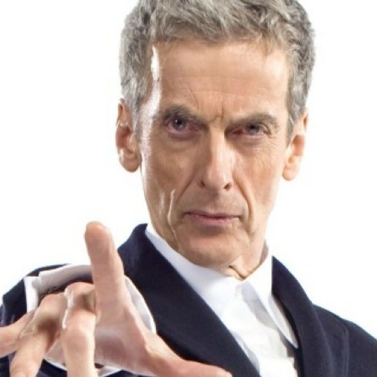 23 more days!!! Doctorwho Petercapaldi TheDoctor Tardis trezalore timelord series8 12thdoctor claraoswald strax vastrajenny bbc