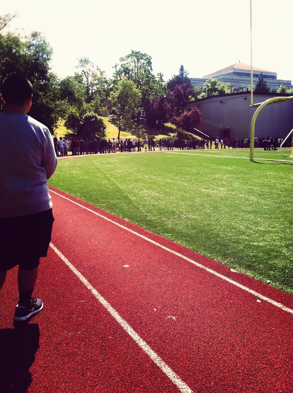 FHS Grad Rehearsal 6/12