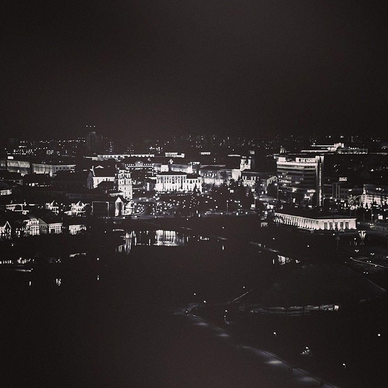 Ничего кроме света Cityminsk Light Bw