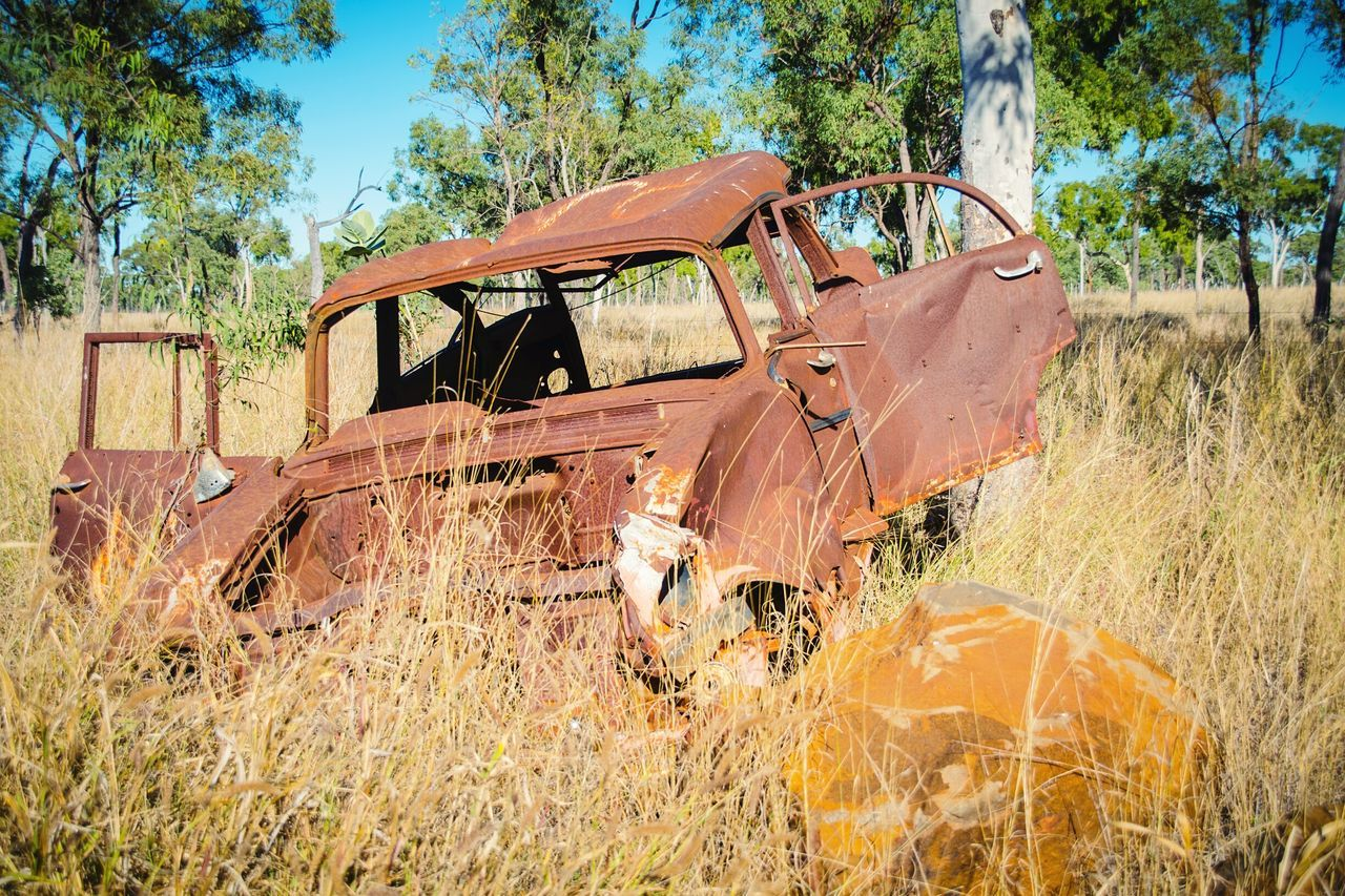 Australia & Travel Car Accidental Art My Eyes My Nature Get Lost My Eyes My Australia Lostplace Beauty Of Decay Fine Art Photography Lost Places Car Wreck Wreck End Of The Journey Landscapes Mein Automoment Rusty Autos Outdoor My Lost Proberty Color Design Space Design EyeEm Best Shots EyeEm_abandonment Flyfish Album Still Life Colour Of Life
