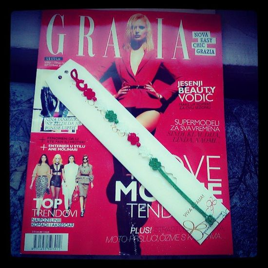 ♥ Grazia Cruciani Bracelt Love