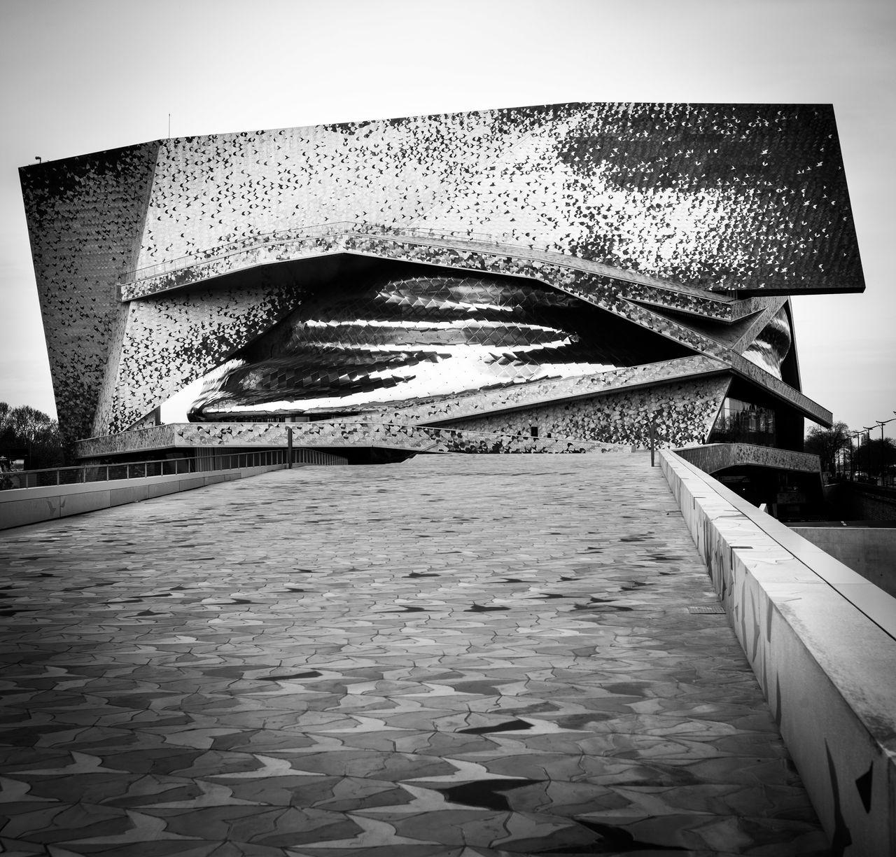 Jean Nouvel Architecture Architecture Art Black And White Blackandwhite Photography Cite De La Musique Day Leica M240 Music Outdoors Paris Philharmonie De Paris