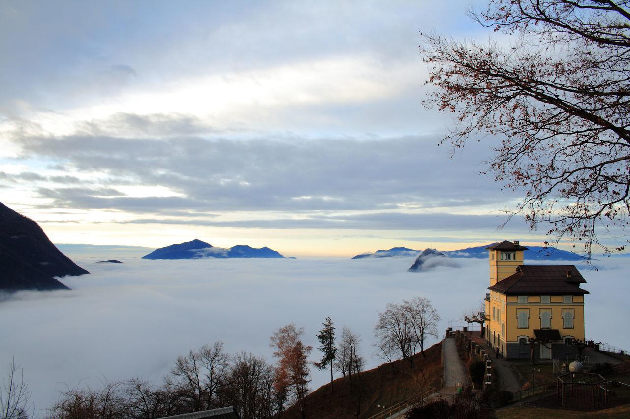 Beautiful stock photos of sonnenaufgang, sky, architecture, building exterior, cloud - sky