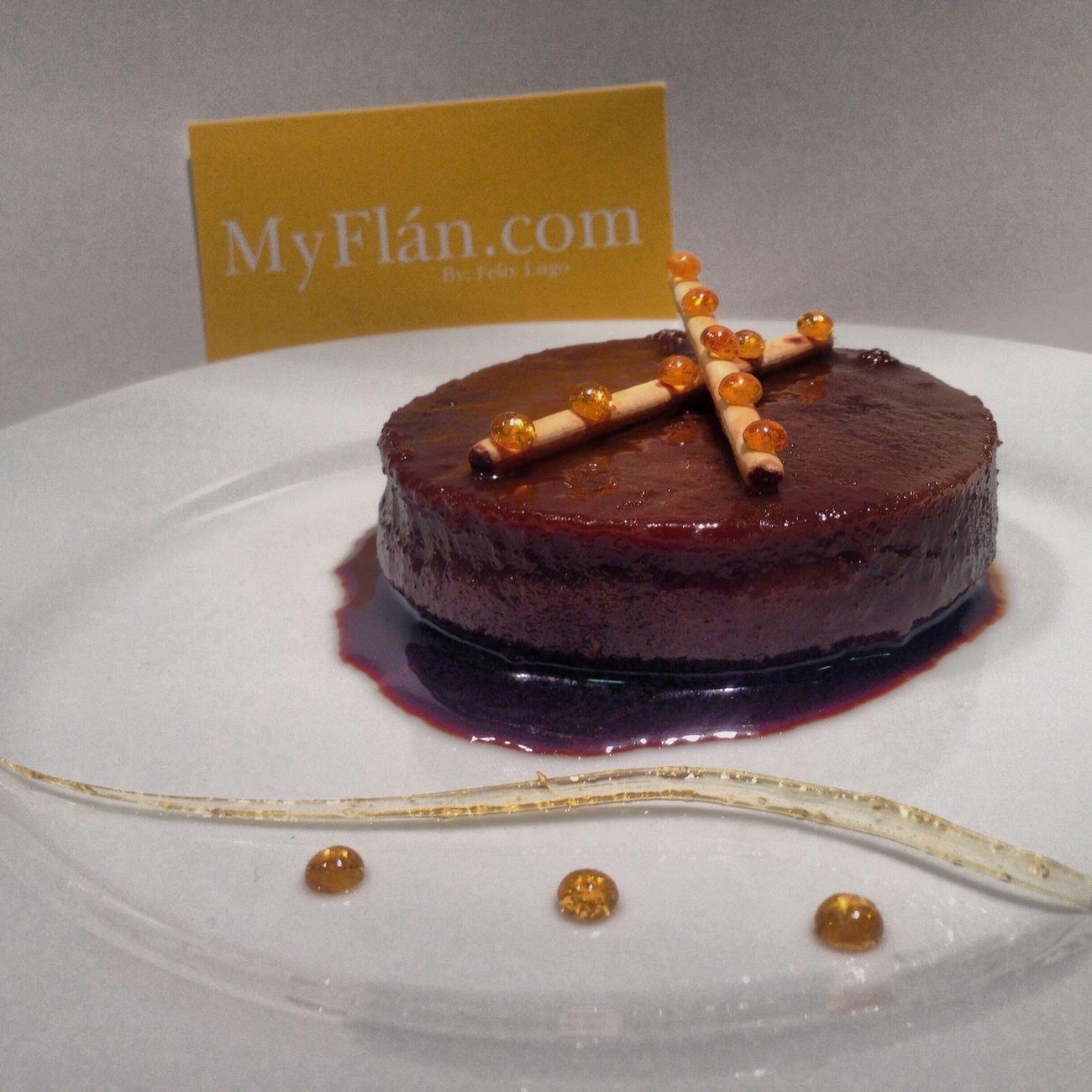 Foodie Flan Myflan Foodporn Sweet Desserts Bakery Sugar Chocolate