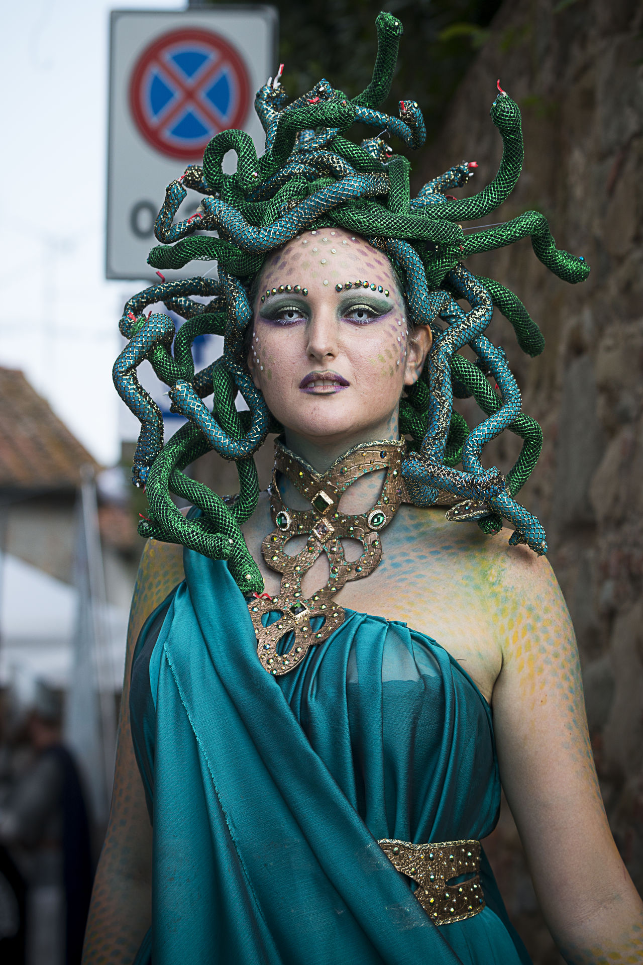 Canon Canon 70d Canon_photos Canonphotography Costume Day Eye4photography  EyeEm EyeEm Gallery Mask Masks Medusa The Great Outdoors - 2016 EyeEm Awards TheWeekOnEyeEM Vinci Woman
