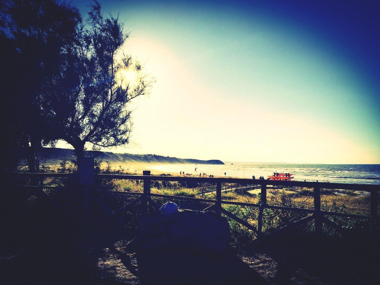 Costadeitrabocchi Sea Tranquility Nature Beauty In Nature Non Urban Scene Blue