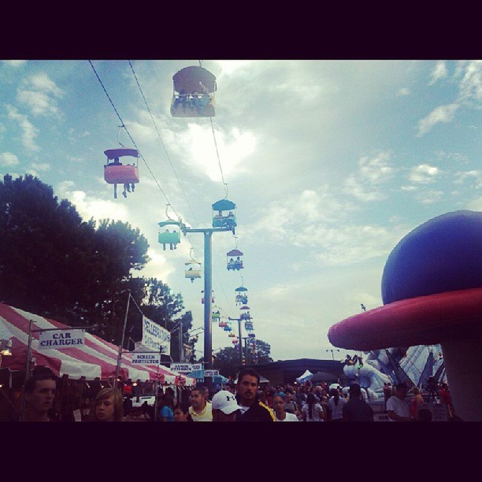 Beautiful day! Georgiastatefair