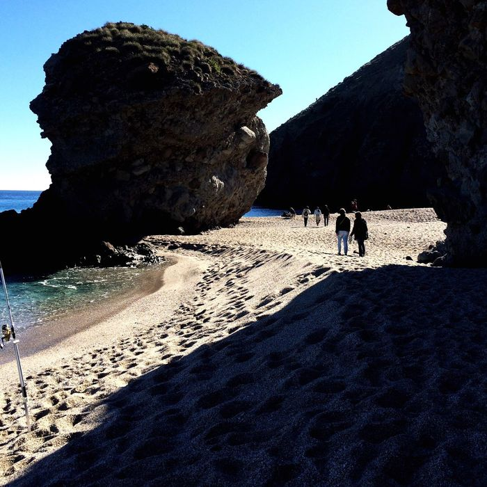 Life Is A Beach Beach AMPt - Landscape Enjoying The Sun Hello World Landscape Landscape_Collection Cabodegata Almería