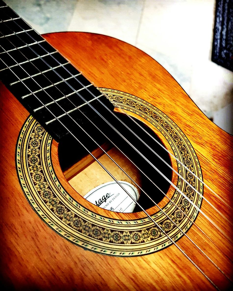 Timeless Guitar. Classic Guitars Vintage Musical Instruments First Eyeem Photo