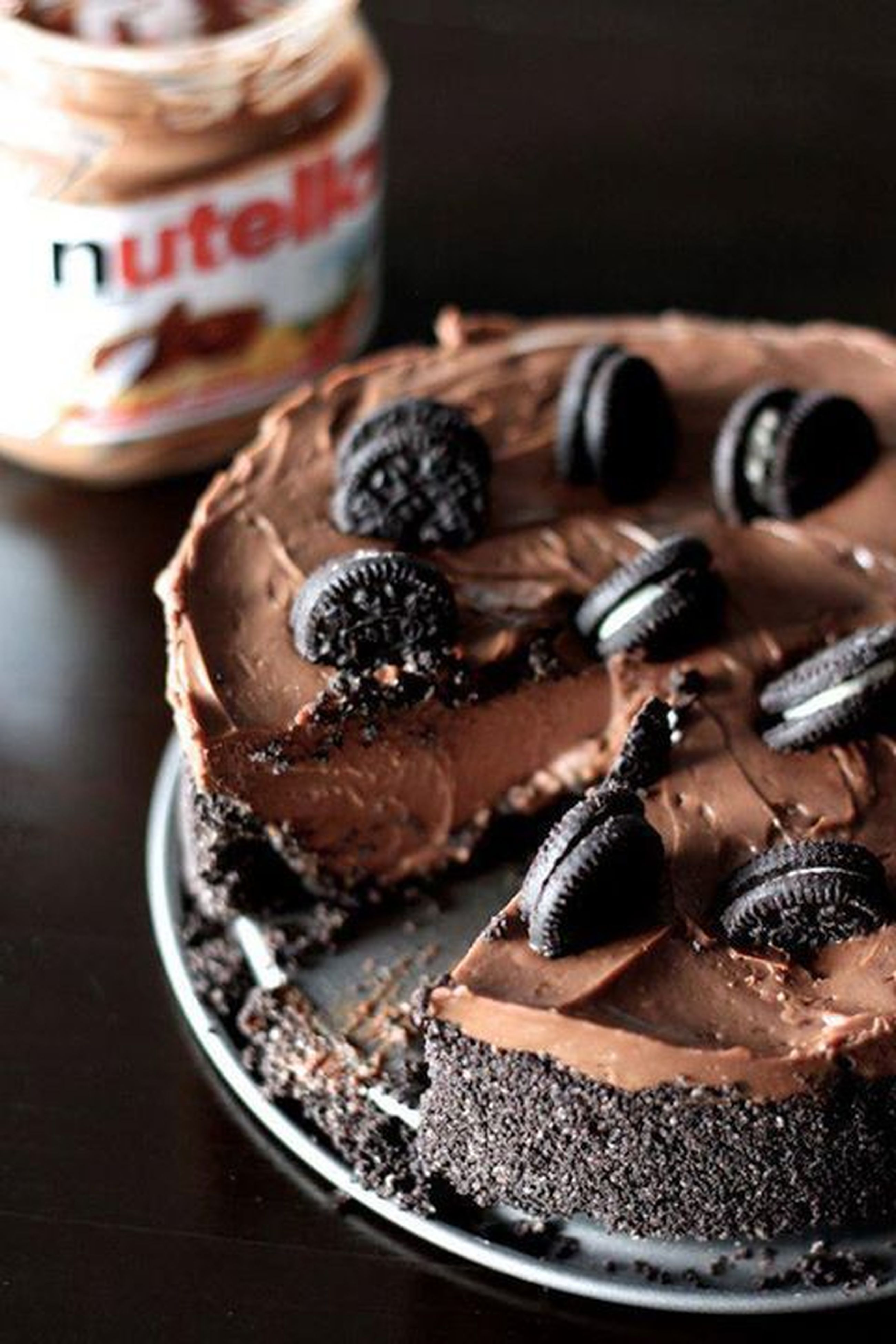 food and drink, food, indoors, sweet food, freshness, dessert, indulgence, still life, ready-to-eat, unhealthy eating, cake, chocolate, close-up, table, temptation, fruit, blueberry, plate, serving size, high angle view