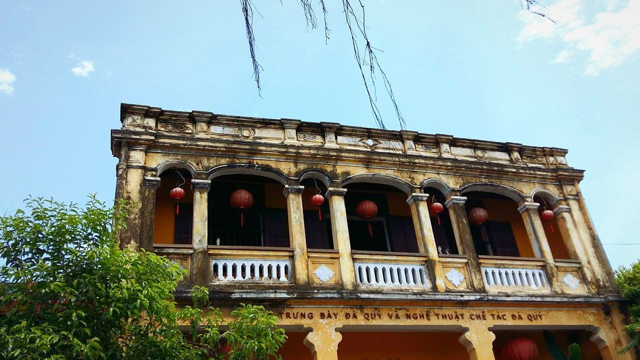 City Travel Destinations Architecture History Monument Asian  Vietnam Old Town Old Old Ruin Hoi An Hoi An, Vietnam