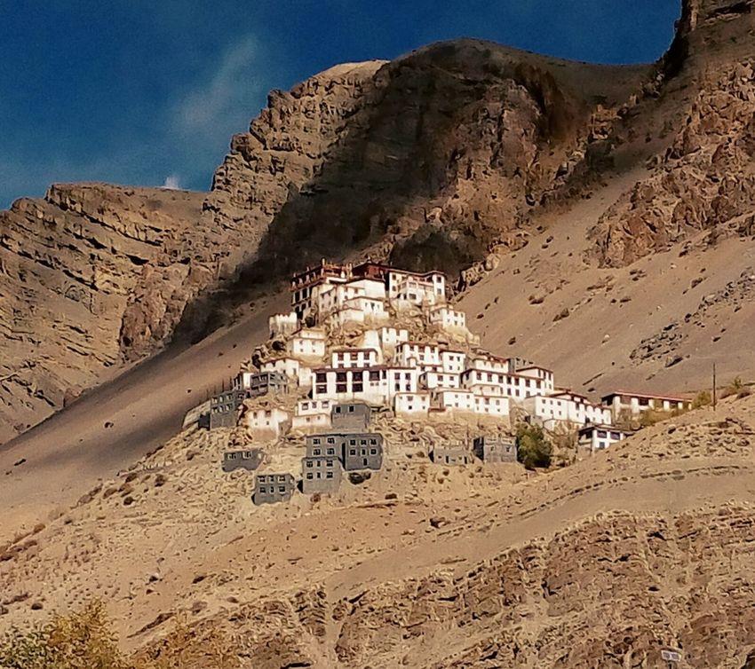 Kee monestary,kaza,himanchal pradesh,india First Eyeem Photo