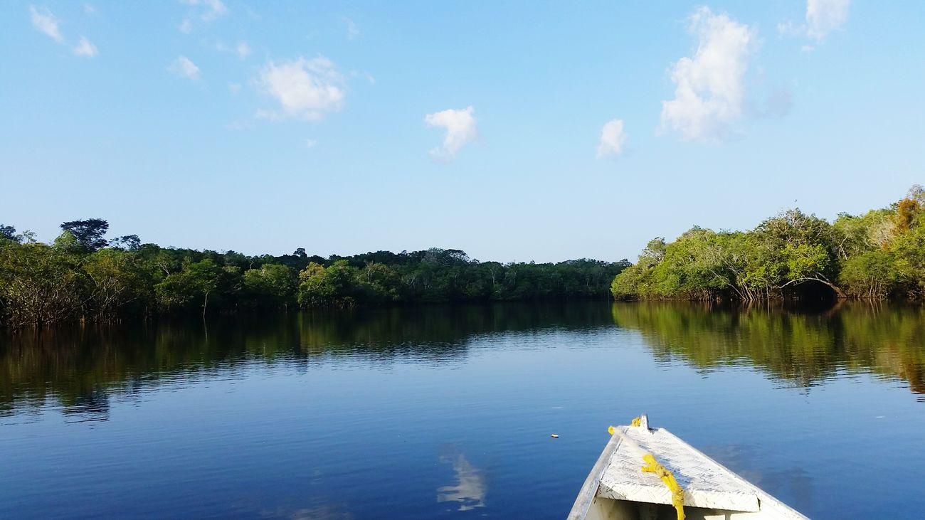 Pirogue Rionegro Amazonriver