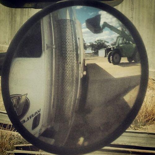 Truckie Loadingup SundayFunday Harvest2013