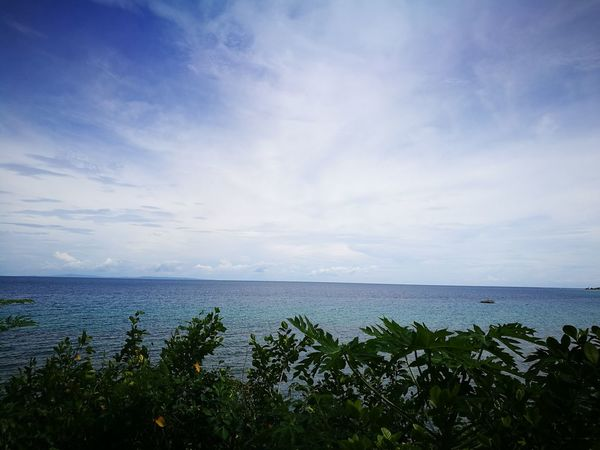 Nature Blue Water Beauty In Nature Tranquil Scene P9photography Cebu,Philippine