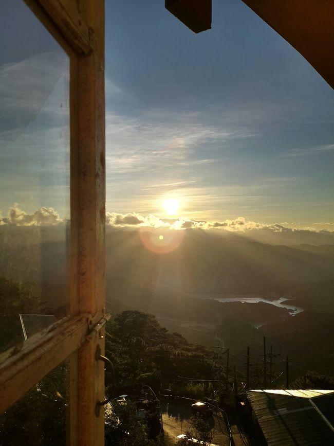 Sunrise Beauty Wonderment Life UpinTheSky Life Miningcommunity Eyem Philippines Discoveringphilippines Traveler