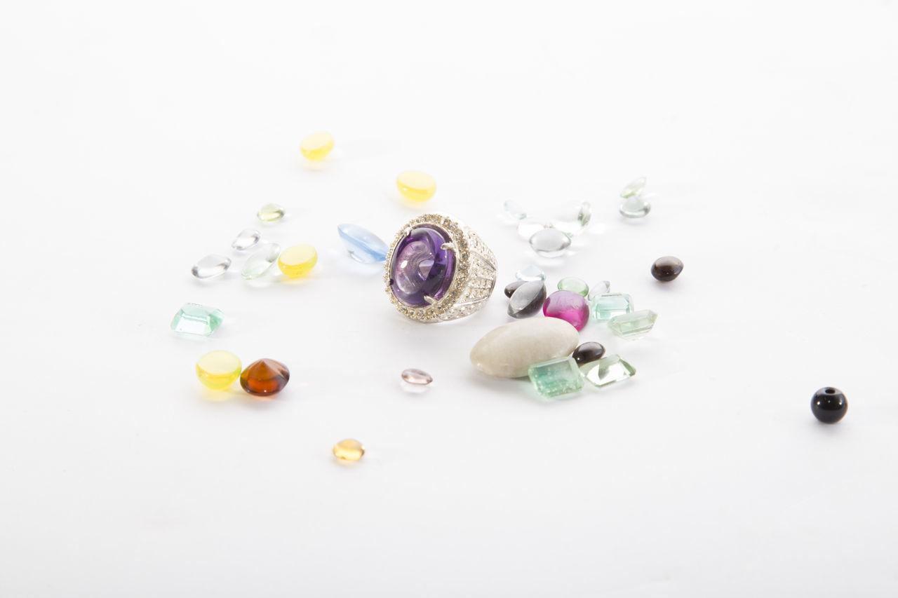Beautiful stock photos of diamond, Diamond - Gemstone, Emerald, Gemstones, Large Group Of Objects