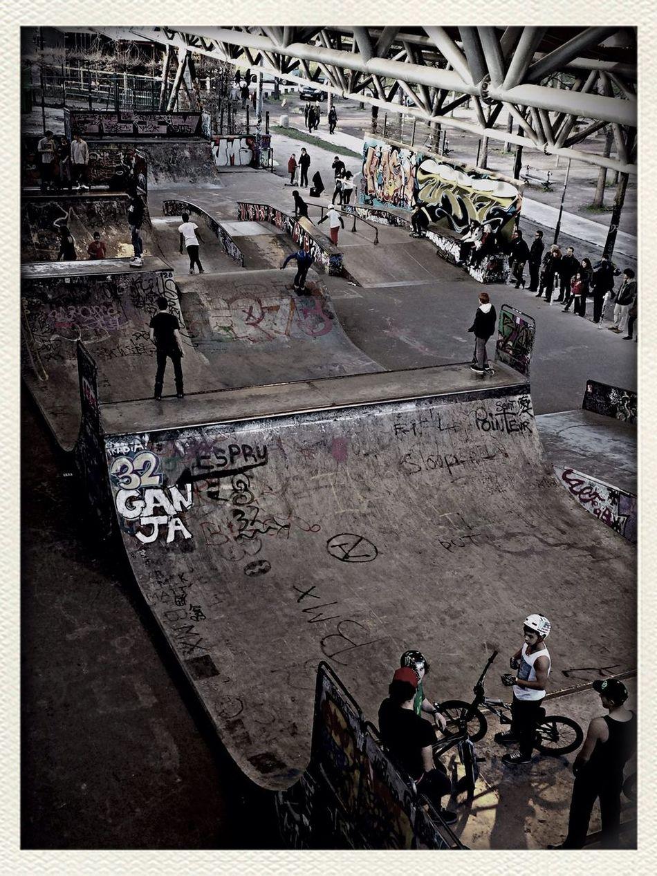 Skate Paris Bercy Village