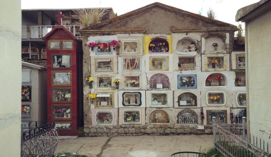 @ Bolivia @ La Paz @ Cemetery @ Grave @ ボリビア Trip @ Travel @ ボリビア ラパス Lapaz 墓地 お墓 旅 @ 旅行 海外 海外旅行