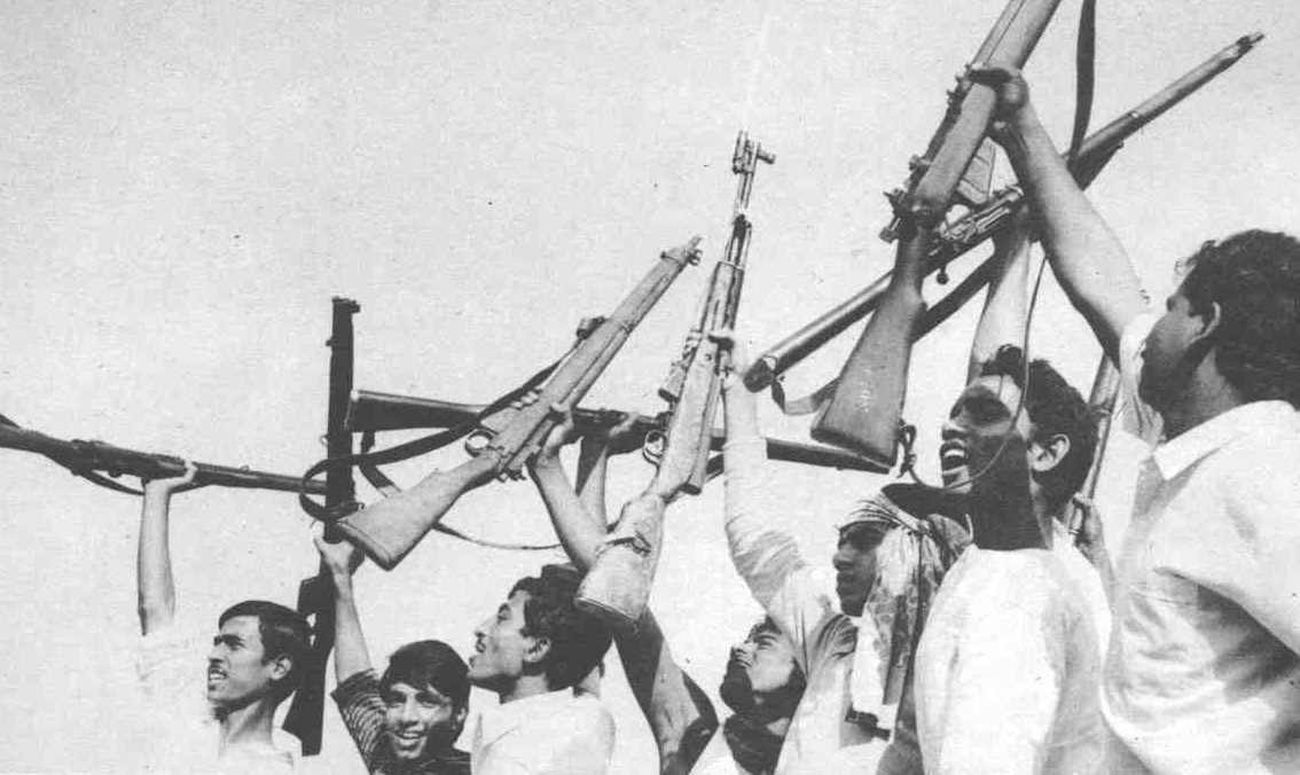 My father's photography during Liberation war of Bangladesh in 1971