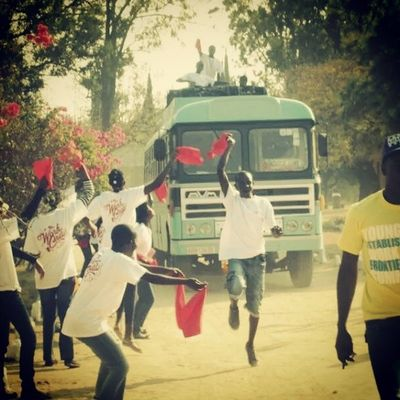 Can't wait to see this sight again. WorkcrewWelcome @younglife @ylafrica