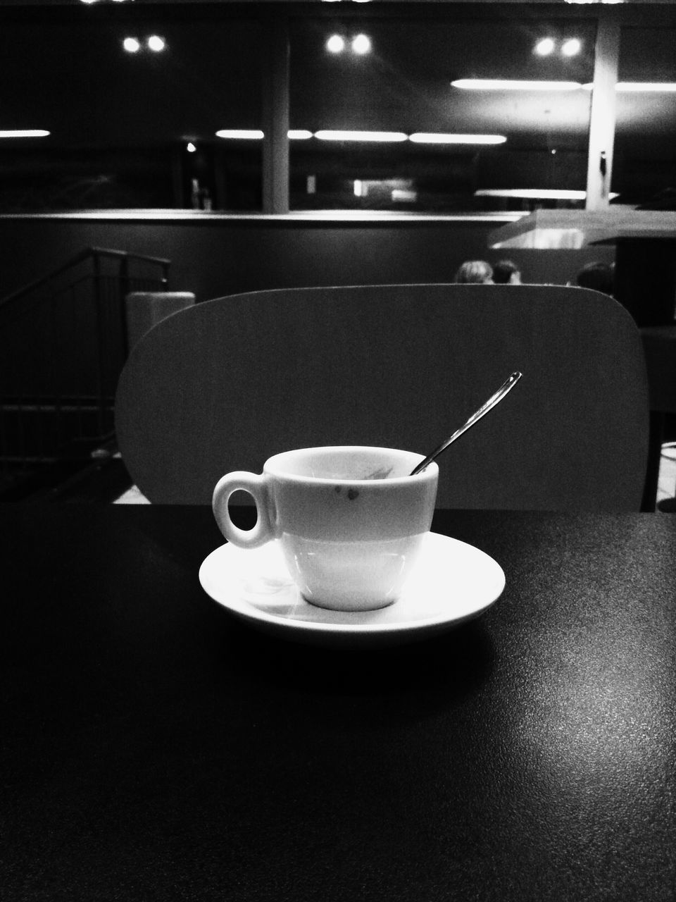 coffee cup, drink, food and drink, coffee - drink, refreshment, saucer, indoors, cup, table, no people, freshness, close-up, illuminated, day