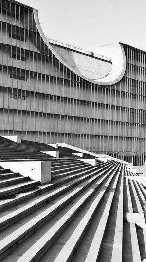 Shanghai Poly Grand Theater, by Tadao Ando. Architecture Modern Connection TADAOANDO Theatre Shanghai, China Grand Theater