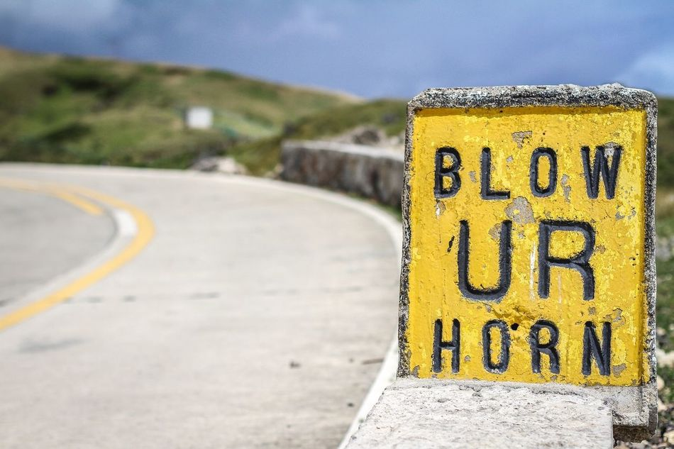 Beautiful stock photos of text, Day, Focus On Foreground, Hill, Information Sign