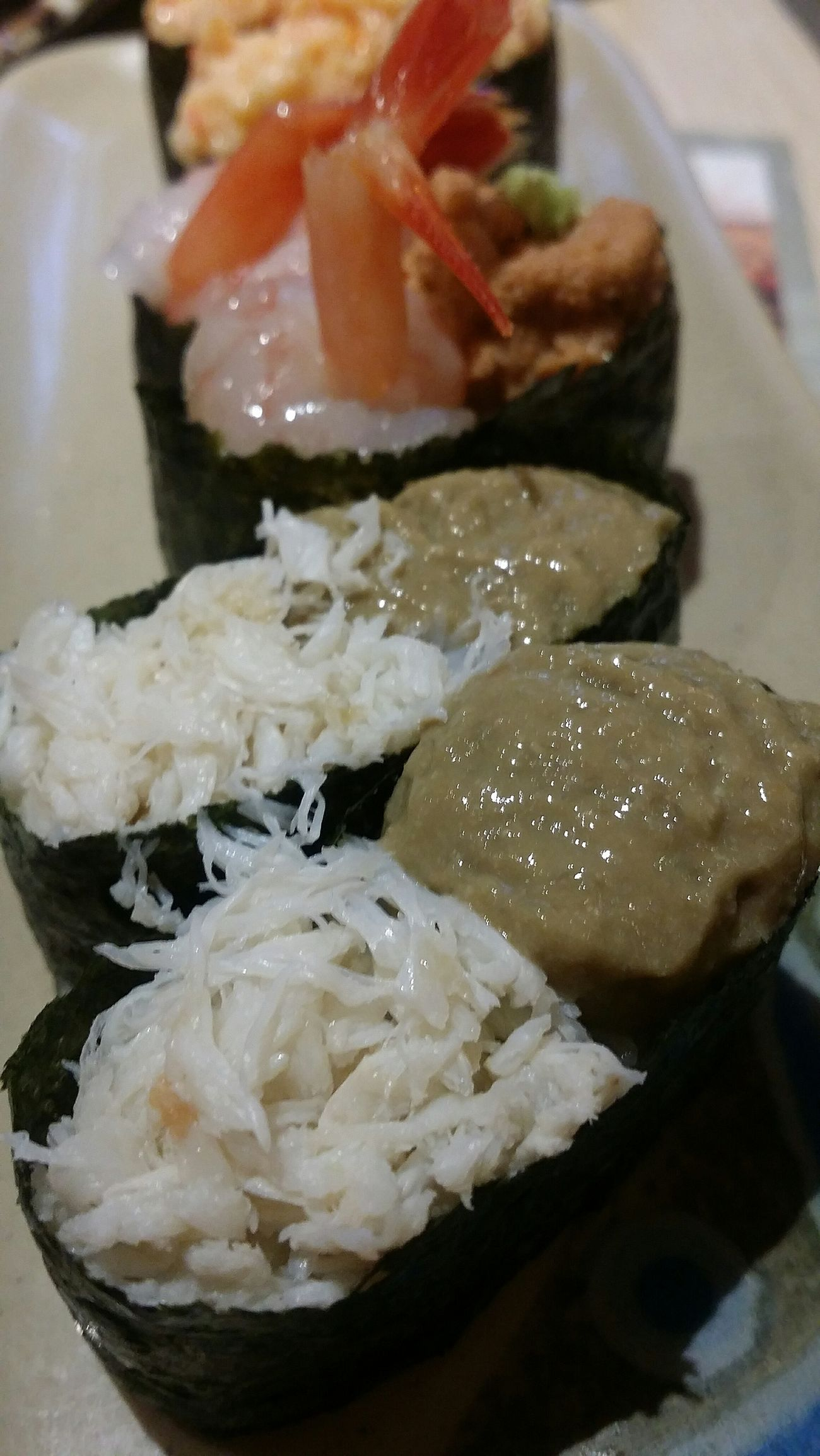 Kani Miso Crab Miso Crab Innards Sushi Itacho Sushi Food Foodphotography Japanese Food Singapore