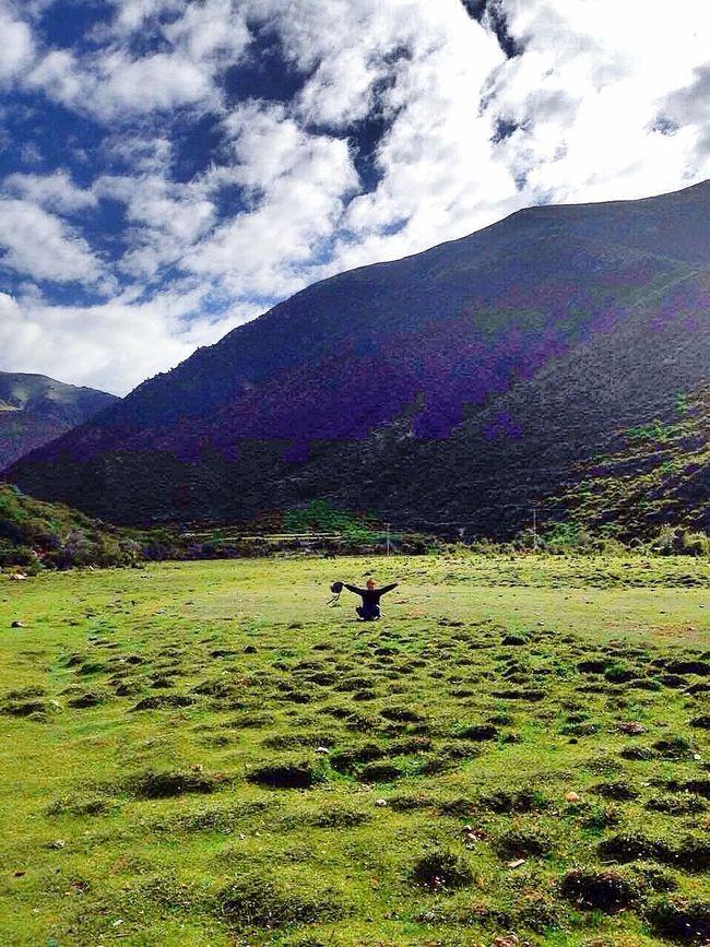 so beautiful❤️😆 Relaxing Tibet. Tibet Girl Hello World