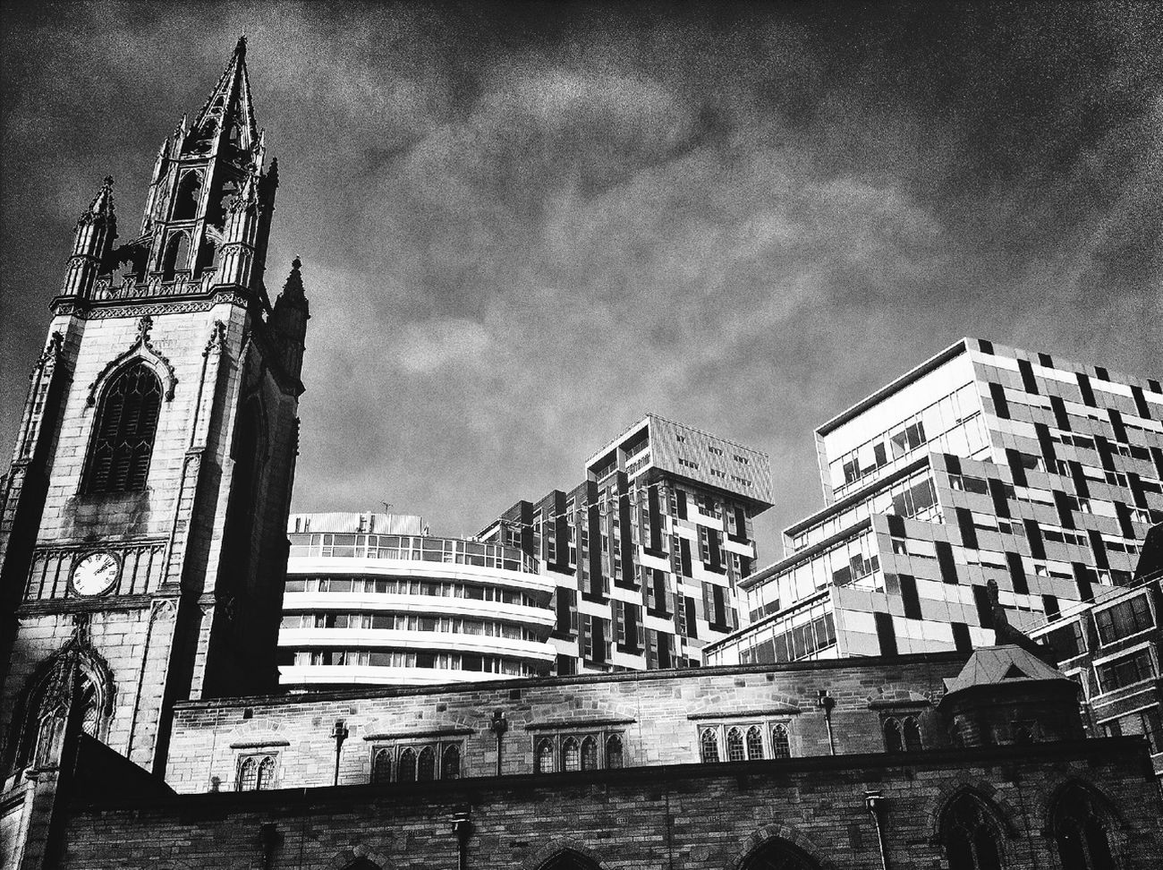 Architecture Church Liverpool