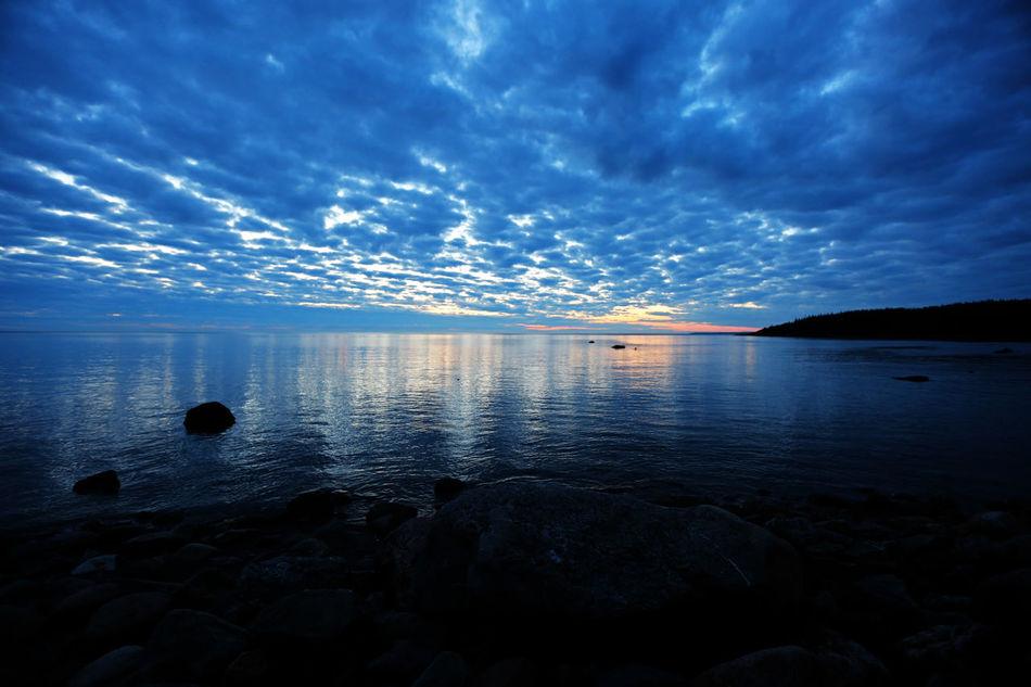 EyeEm EyeEm Best Edits EyeEm Gallery Love Nature Sky St Fabien Sur Mer ,Quebec, Canada Tranquil Scene Found On The Roll Cloud Cloud - Sky Reflection EyeEm Nature Lover