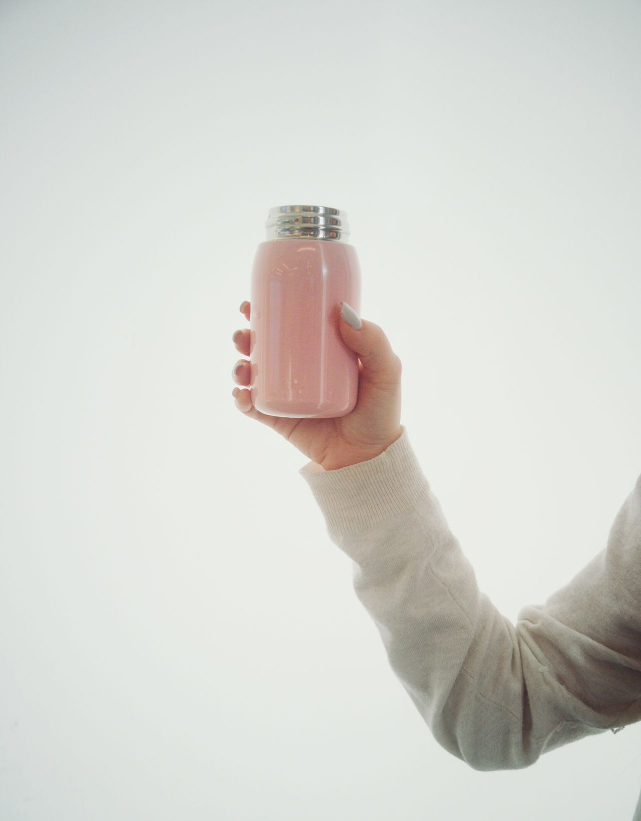 Millennial Pink Drink Studio Shot Holding Human Hand Food And Drink Refreshment Freshness Drinking One Person Human Body Part Healthy Lifestyle Drinking Glass Pink EyeEm AMPt_community EyeEm Team Getty Images Tadaa Community Pink Color