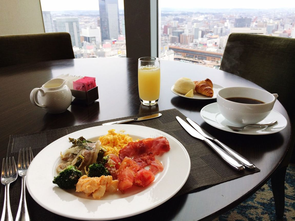 Travel On Business Breakfast