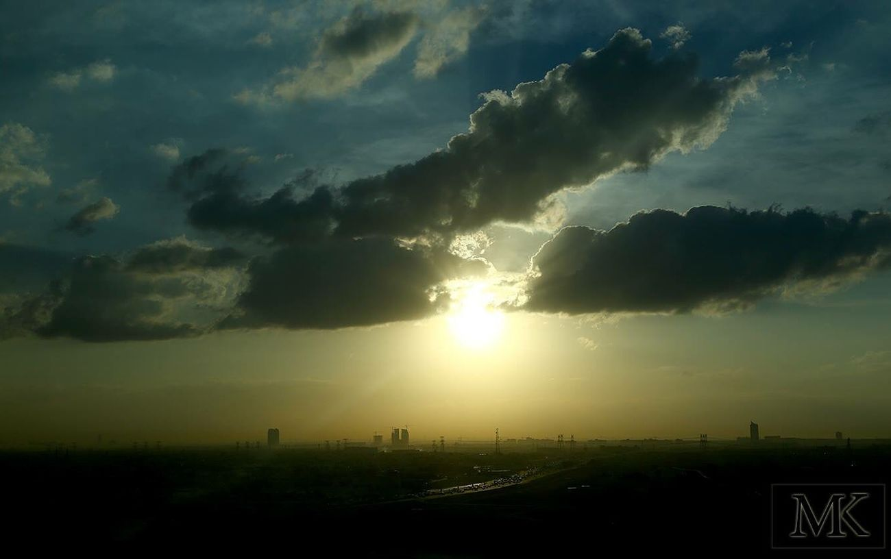 Sunrise Sunrisethroughmywindow Sunrisedubai Dubai Tecom