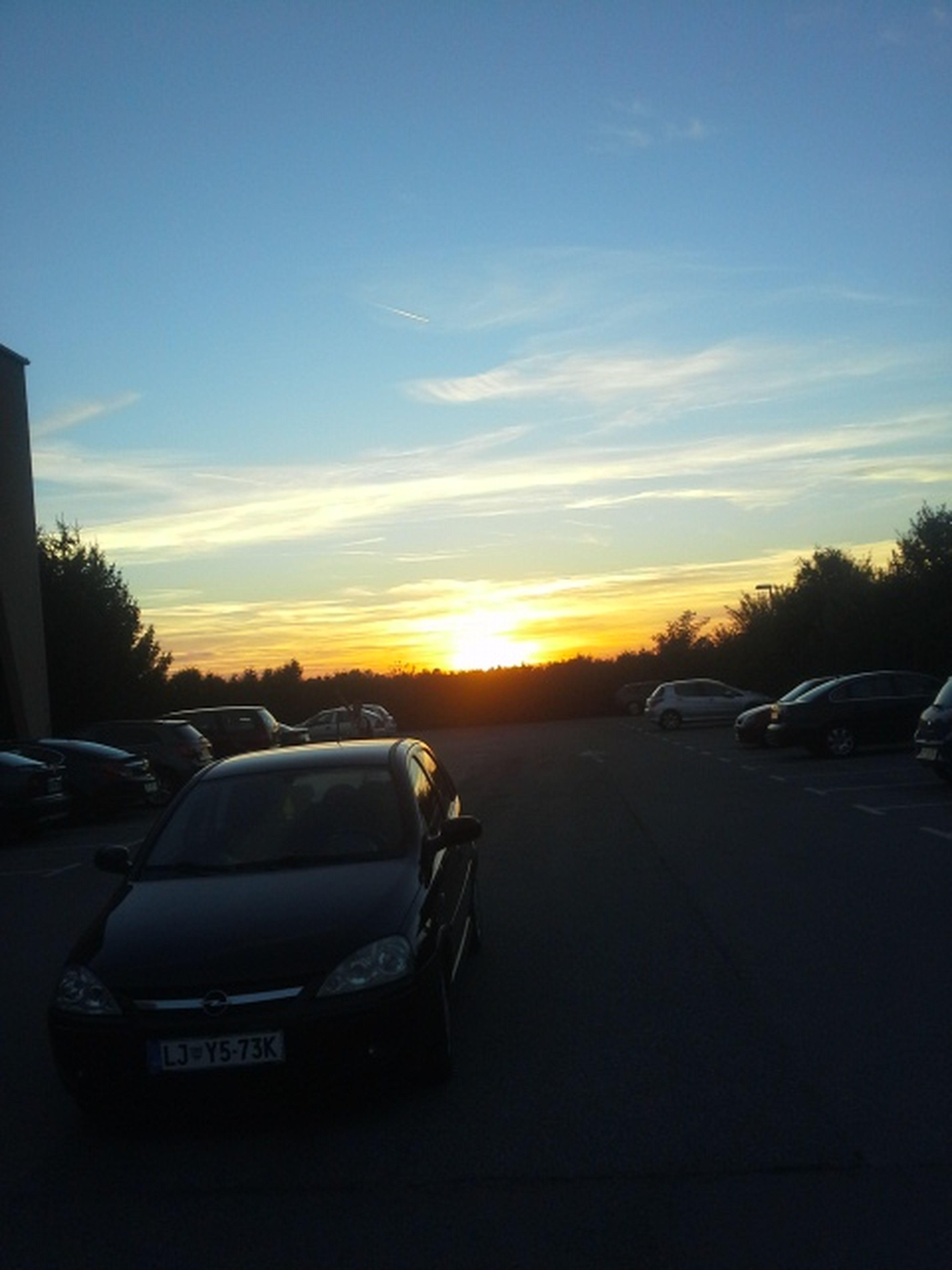 Sunset Beautiful Day