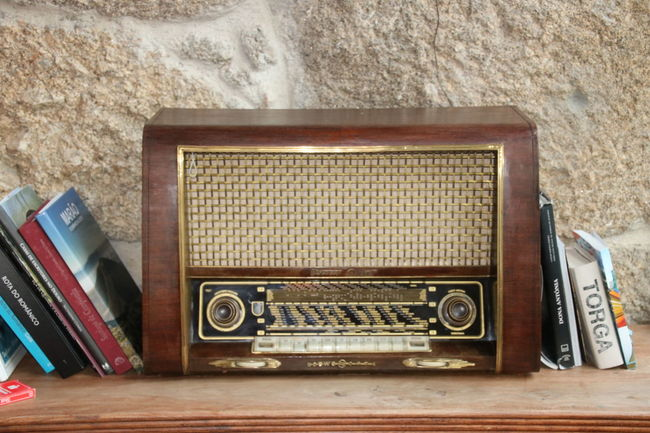 Old-fashioned Music Indoors  Retro Styled Technology No People Gramophone Day