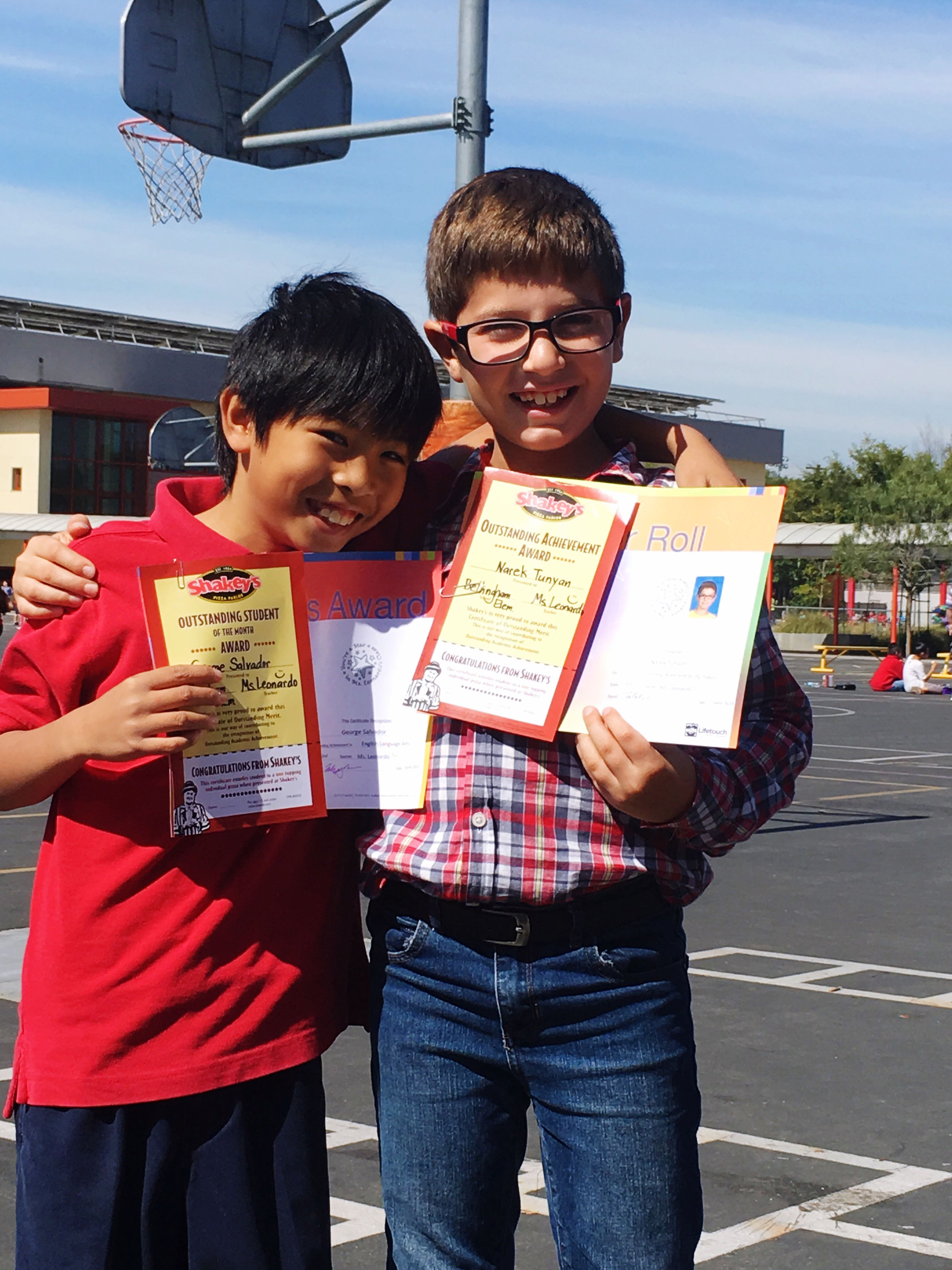 Late upload: George received his 4th academic award in his 3rd grader!!!best in English... First Eyeem Photo
