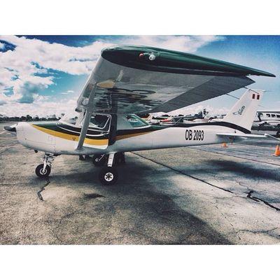 Photogrid VSCO Vscocam Cessna c152 privatepilot qualitta oscarbravo clouds pucallpa
