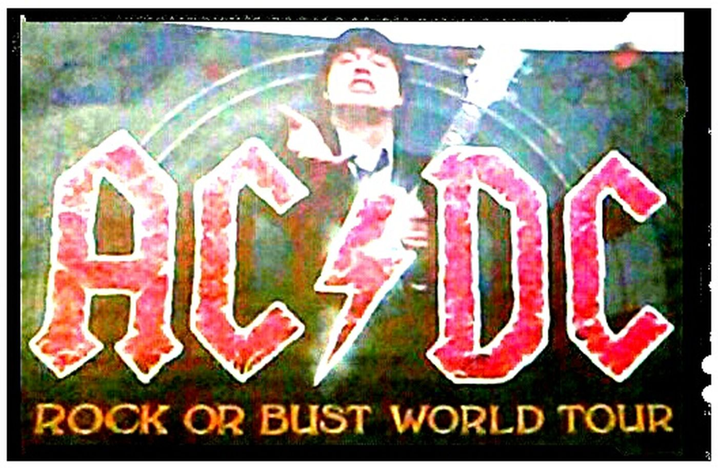 ACDC Rock'n'Roll Rock Music Banners Acca/dacca Ac Dc  Poster AC/DC AC~DC Banner World TourAustralia Rock Concert Posters Rock N Roll For Those About To Rock...we Salute You!!!  Rock N' Roll  Rock And Roll Rock'n Roll Rock & Roll Accadacca Postercollection Bandposters Band Posters Posterporn Poster Collection