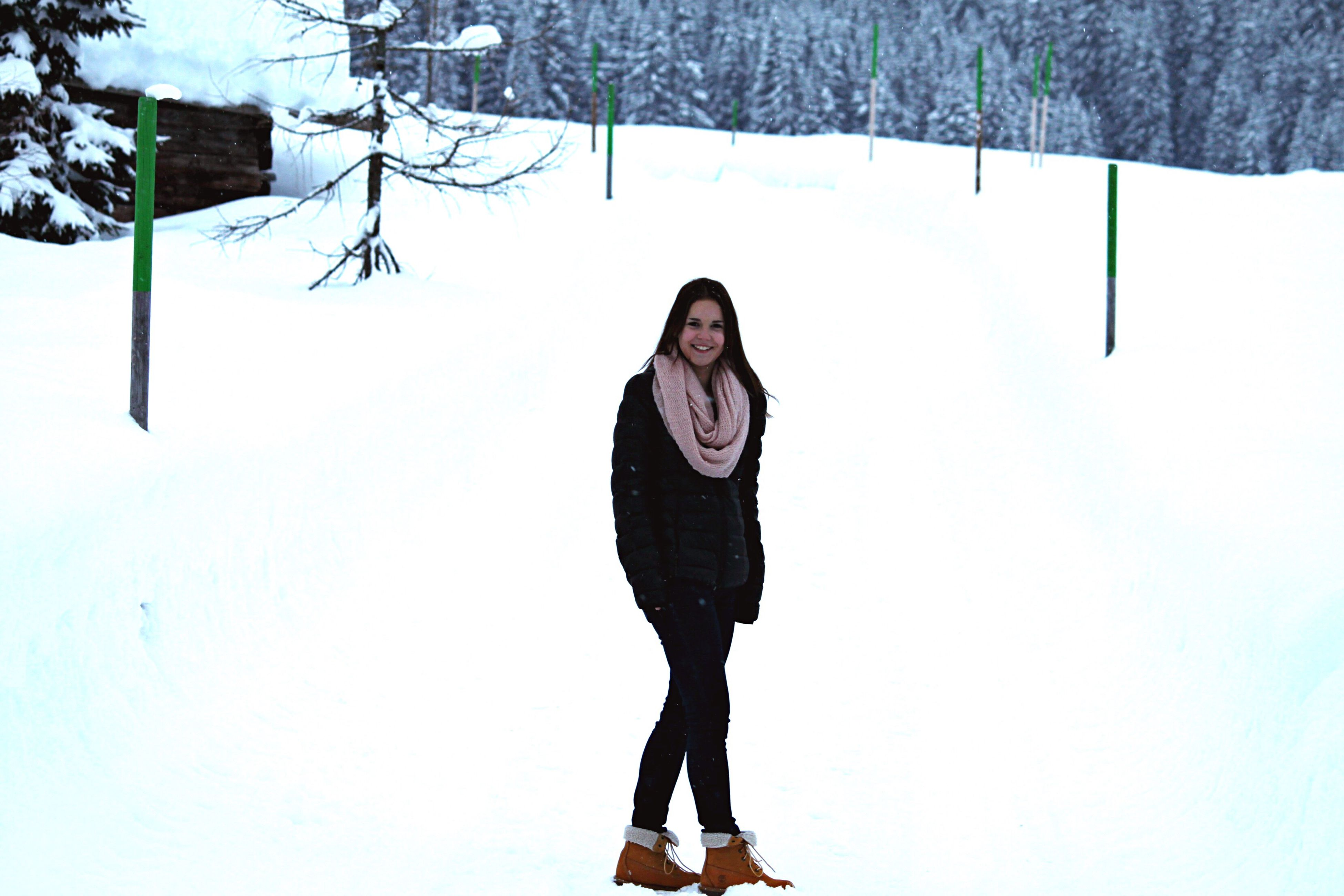 Walk Snow ❄️☃