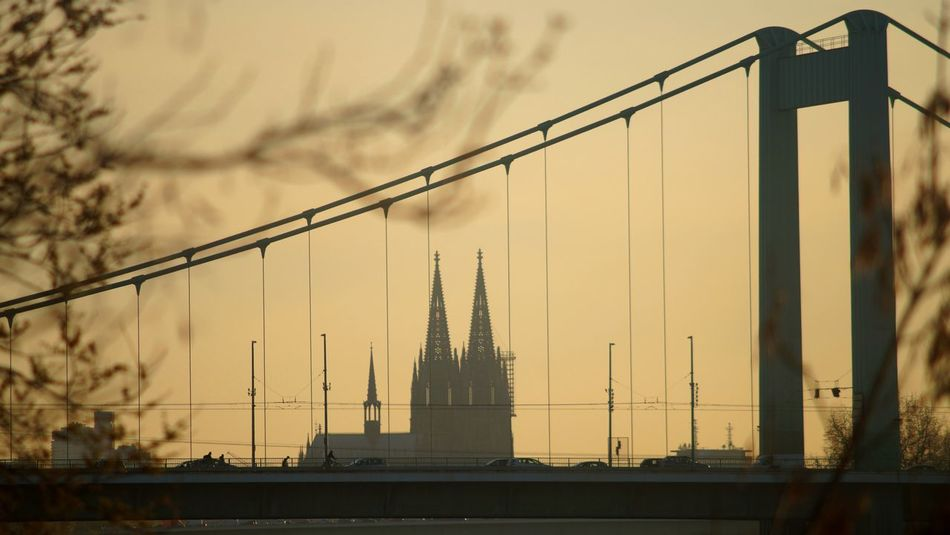Architecture City Sky Outdoors Check This Out Köln Cologne Cathedral