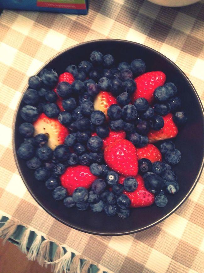Berry Food
